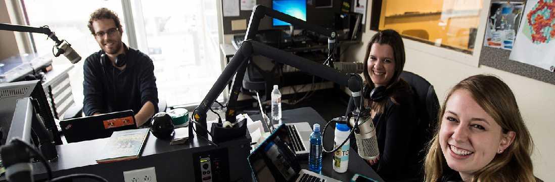 Radio Broadcasting Course (Kerry ETB Training Centre)