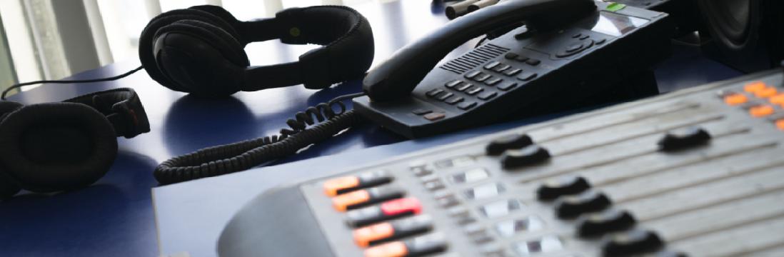 KXSC Radio Studio Tour